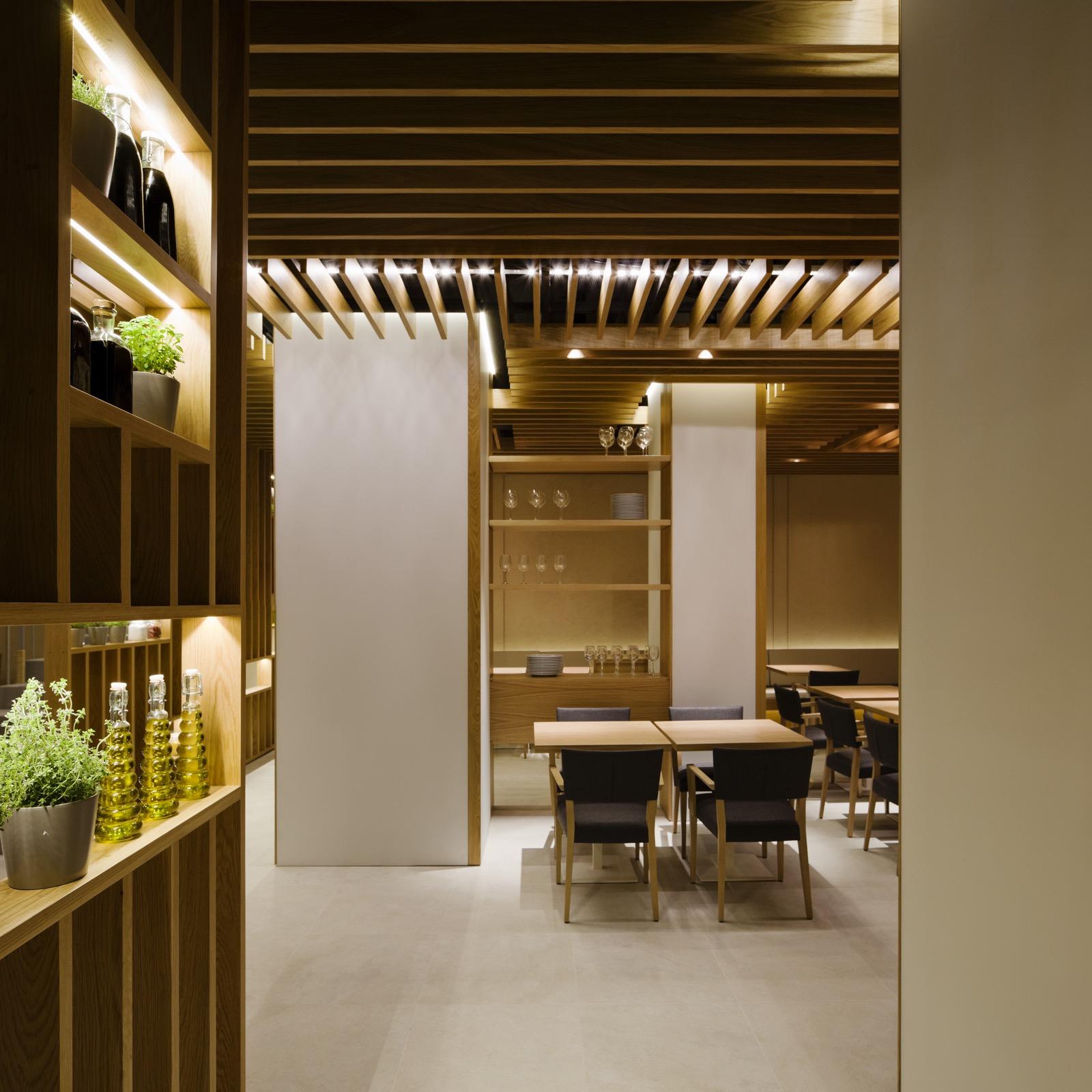 Besso restaurante dise o de interiores mallorca Disenos de interiores para restaurantes