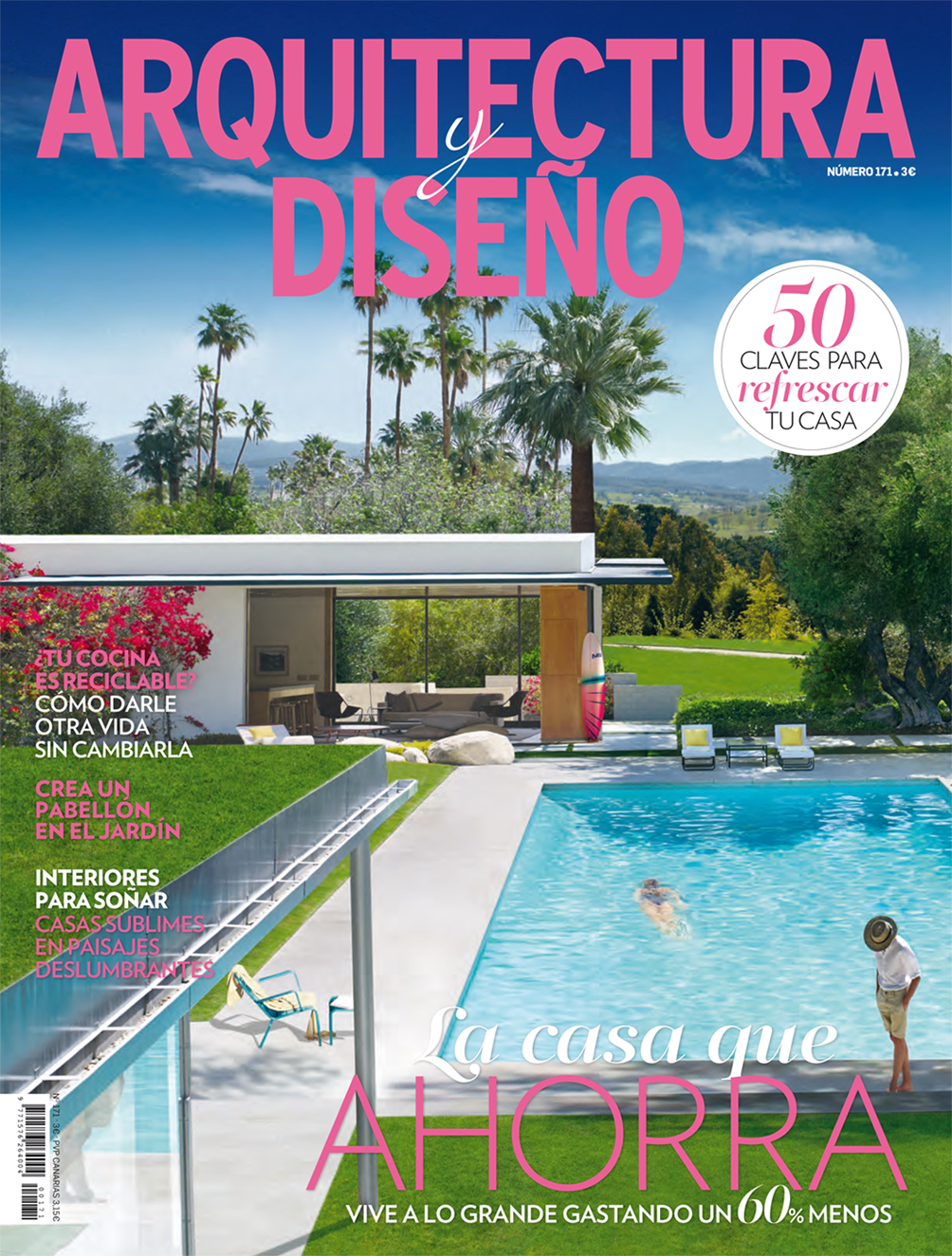 Revista arquitectura y dise o interiorismo for Revista habitat arquitectura diseno interiorismo